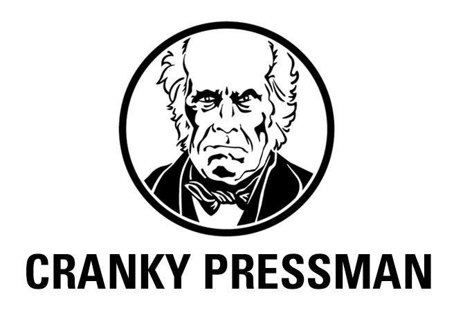 CrankyPressmanLogo