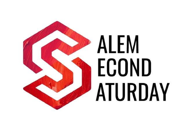 Salem Second Saturday Logo