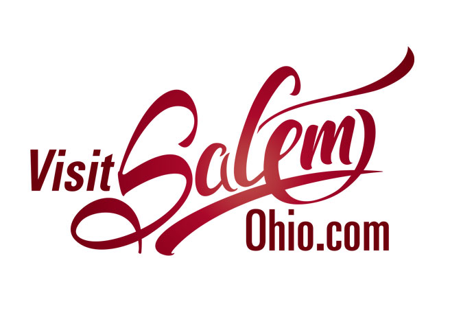 Visit Salem Ohio logo